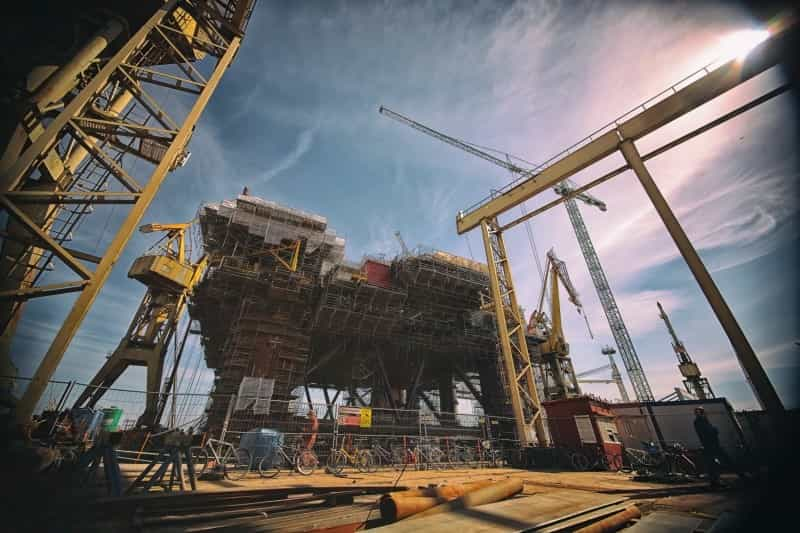 offshore, rusztowania, scaffolding, scaffold, producent,